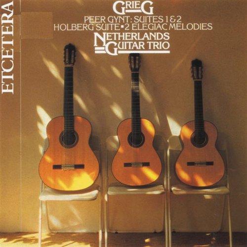 Holberg suite op 40 aus holbergs zeit, V Rigaudon, Allegro con brio