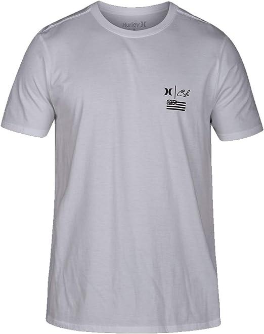 Hurley Mens Core Unridden Short Sleeve Tshirt
