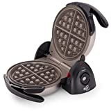 Presto 03510 Ceramic FlipSide Belgian Waffle Maker (Renewed)