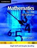 img - for Mathematics for the IB Diploma Higher Level 1 book / textbook / text book