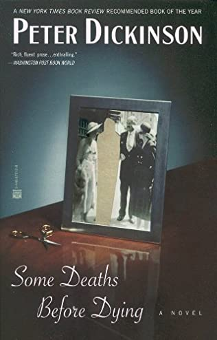 book cover of Some Deaths before Dying