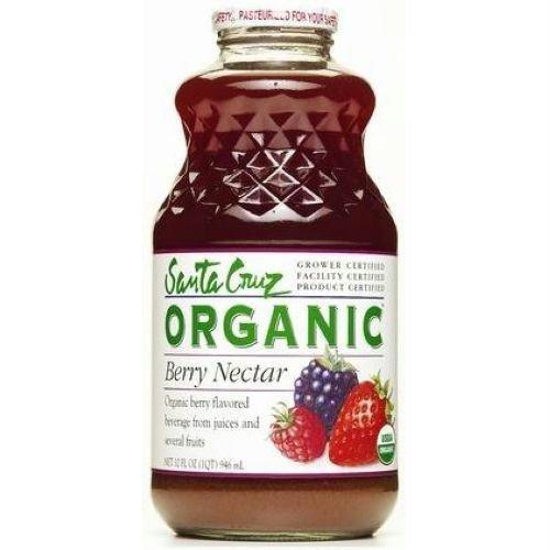 Organic Berry Nectar - Blackberry Puree