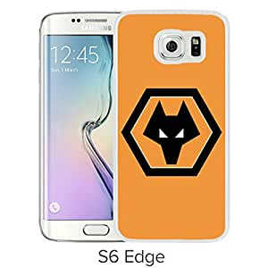 wolverhampton wanderers White Samsung Galaxy S6 Edge Phone Case Newest and Unique and Look