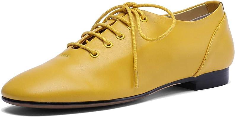 chaussures derbies femme souple talon 5cm