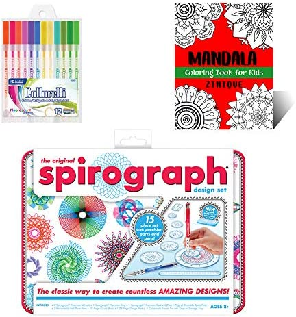 Spirograph Design Tin Creativity Kids product image
