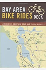 Bay Area Bike Rides Deck: 50 Rides for Mountain, Road, and Casual Cyclists Cards