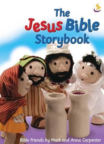 The Jesus Bible Storybook (The Bible storybook range) pdf epub