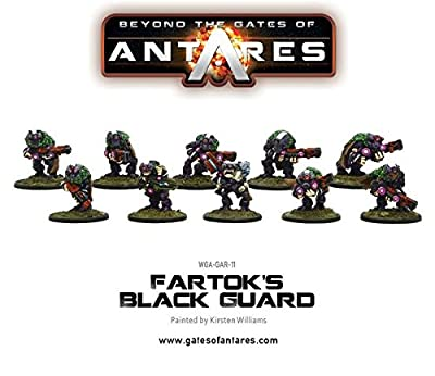 Beyond the Gates of Antares: Gar - Fartok's Black Guard from Agd