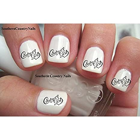 Buy Country Gal Country Sweetheart Country Deer Nail Decals Nail Art