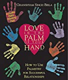 img - for Love in the Palm of Your Hand: How to Use Palmistry for Successful Relationships book / textbook / text book