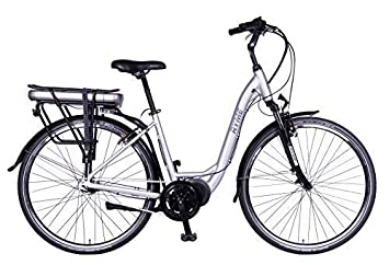 RYMEBIKES Bicicleta ELECTRICA 700C - Center: Amazon.es ...