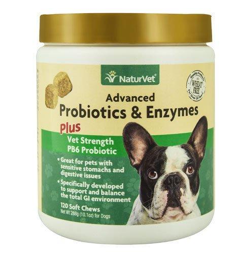 NaturVet Advance Probiotics Enzymes count product image