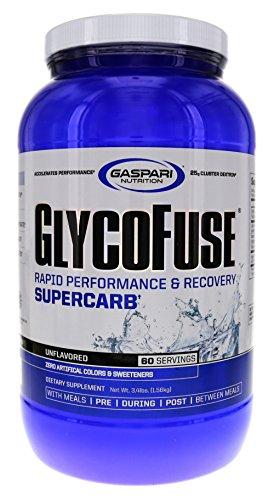 Gaspari Nutrition Glycofuse 1560g, Unflavored, 3.4 Pound by Gaspari Nutrition (Image #1)