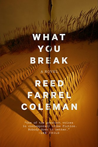 What You Break (A Gus Murphy Novel)