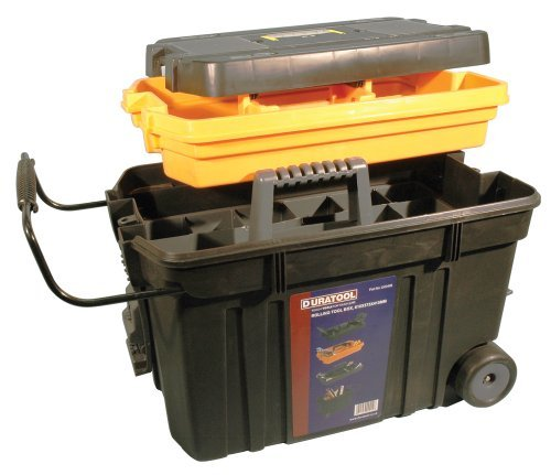 Duratool D00406 Rolling Tool Chest