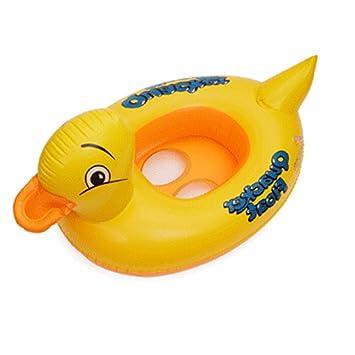 bohonan Cartoon Animal Niño Seguro hinchable para anillo de natación asiento flotador barco agua deportes apto: Amazon.es: Hogar