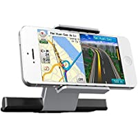 Car Phone Holder, BAIVON CD Player Slot Car Mount Holder Cradle for iPhone X 8/8plus/7/7 plus/6s/6 plus/ 5s, Galaxy S8/S7/S6/S5 note 8 & Smartphone