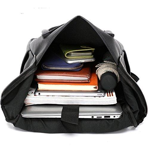 Student purpose Business Men's Travel Leisure Backpack Laidaye Multi Black Shoulder awASqZ