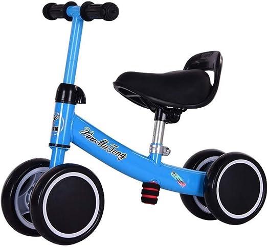 Y-Bikeee Bebé Equilibrio Bicicleta Niños Caminante por 10-36 Meses ...