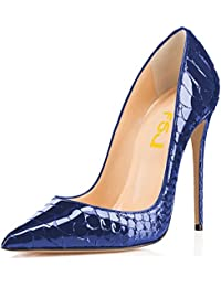 Women Formal Pointed Toe Pumps High Heel Stilettos Sexy...