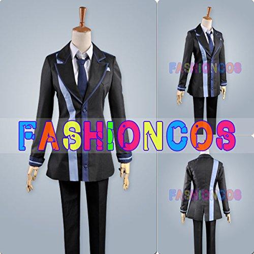 女性Sサイズ QC520 ブラック・ブレット 里見 蓮太郎 さとみ れんたろう 男子制服 コスプレ衣装