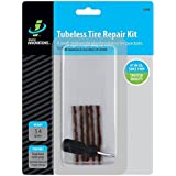 Genuine Innovations Unisex's Tubeless Tyre Repair Kit, Multi-Coloured, One Size