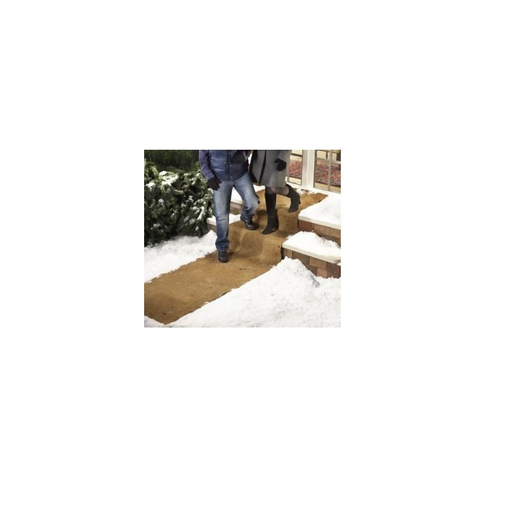 EXTRA WIDE NO SLIP ICE AND SNOW CARPET (10 FEET LONG X 30 INCHES WIDE) OUTDOOR CARPETS 346441-BC00378534