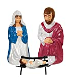 General Foam C5540AC Life Holy Family Size Nativity Collection, 4 Piece