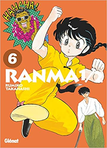 Ranma 1/2 - Édition originale - Tome 06