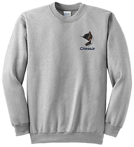 Kitten Crew Neck Sweatshirt - 4