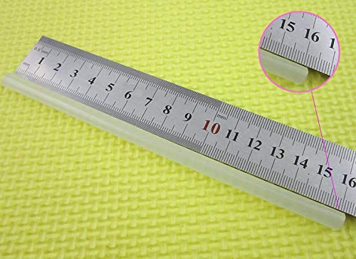 Anncus ping 160mm Transparent hot melt Glue Gun Gun DIY Manual Accessories hot melt Adhesive Stick Wholesale 7mm