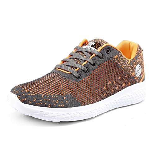 Bacca Bucci® Men's Phantom Running Shoes Lightweight Shockproof Walking Shoes Cushioning Men Sneakers for Gym Sports Casual Athletic Outdoor-Size-UK-6 to 13/Big Price & Reviews