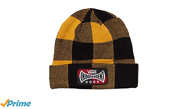 b0fa7917666 Vans X Independent Beanie at Amazon Men s Clothing store
