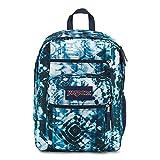 Backpack, One Size, Indigo Shibori