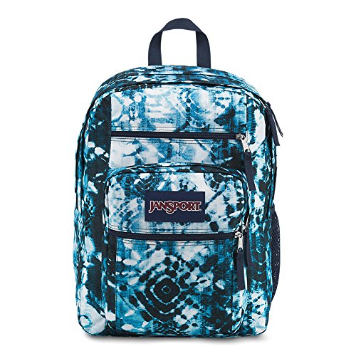 Backpack, One Size, Indigo Shibori (Tie Straps That)