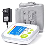 Blood Pressure Monitor Cuff Kit by GreaterGoods, Digital BP Meter with Large Display, Upper Arm Cuff, Set Also Comes with Tubing and Device Bag (Renewed)