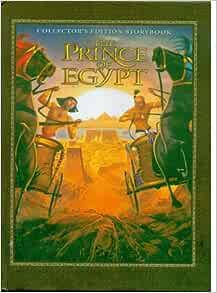 PRINCE of EGYPT Figurine #FN6002 TENDER WELCOME Moses /& Princess 1998 DreamWorks