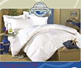 MARRIKAS 700TC KING Hungarian Goose Down Comforter Feather Bed KING COMBO
