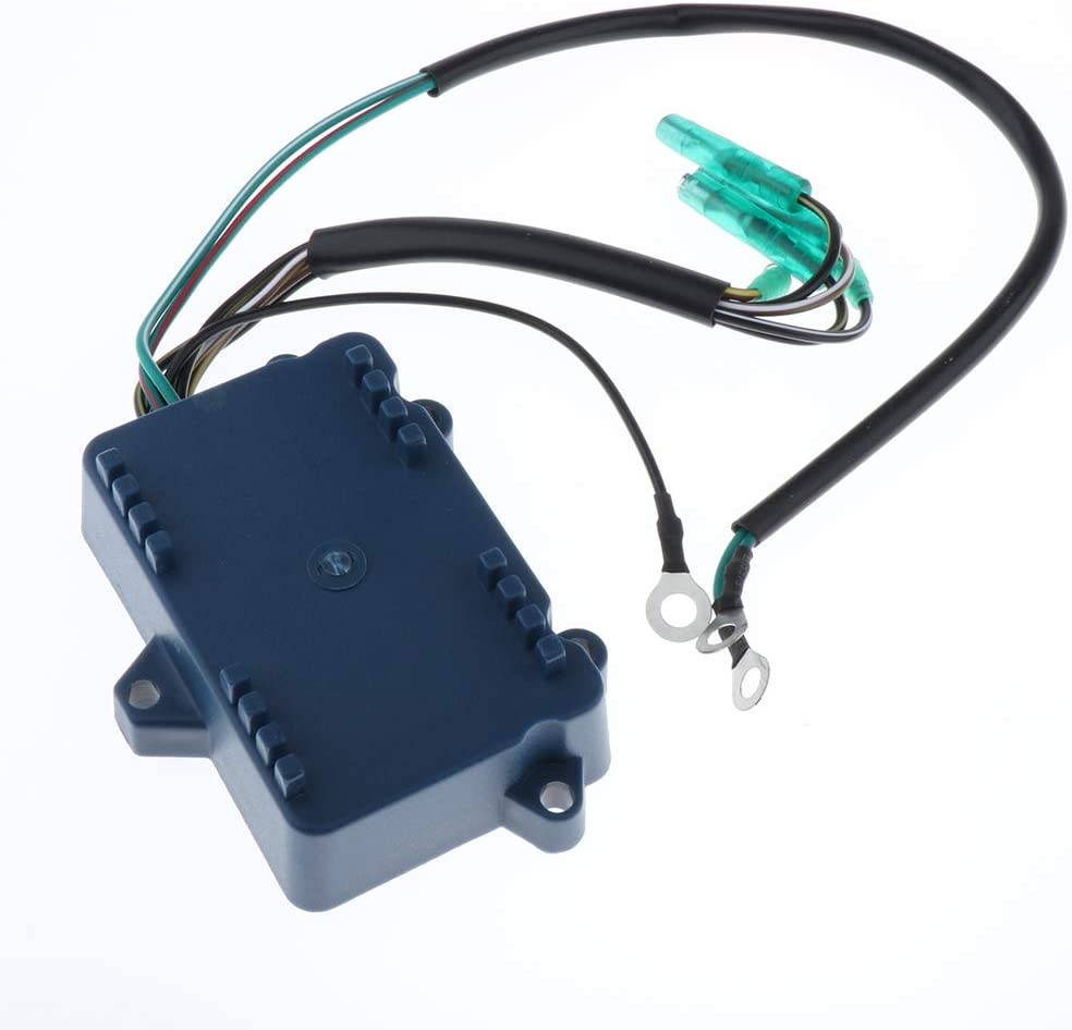 kesoto Switch Box CDI Ignition Pack Replacement for Mercury 339-7452A15 339-7452A19 Replace Sierra 18-5777