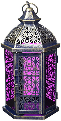 Enchanted Fuschia Candle Lamp - 1 Unit - Emu Patio Chairs