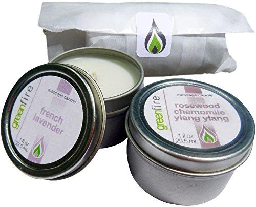 Natural Massage Candle - 5