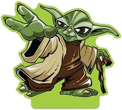 Offizielle Star Wars Stander Bis Yoda Lufterfrischer Amazon De Auto