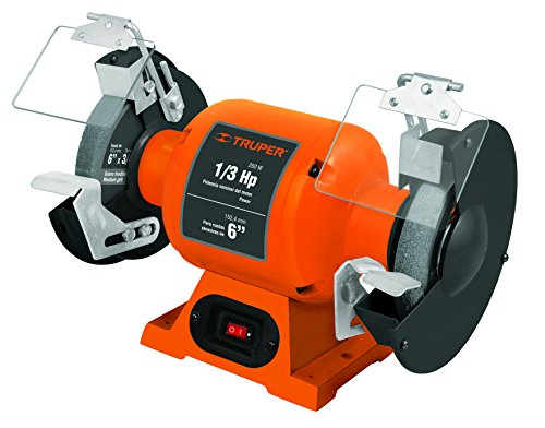 TRUPER EBA-635 6'' Bench Grinder, 1/3 HP by Truper