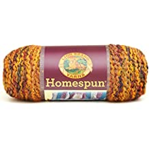Lion Brand Homespun Yarn (377) Harvest, Harvest