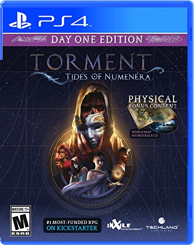 (Techland Torment: Tides Of Numenera - PlayStation 4)
