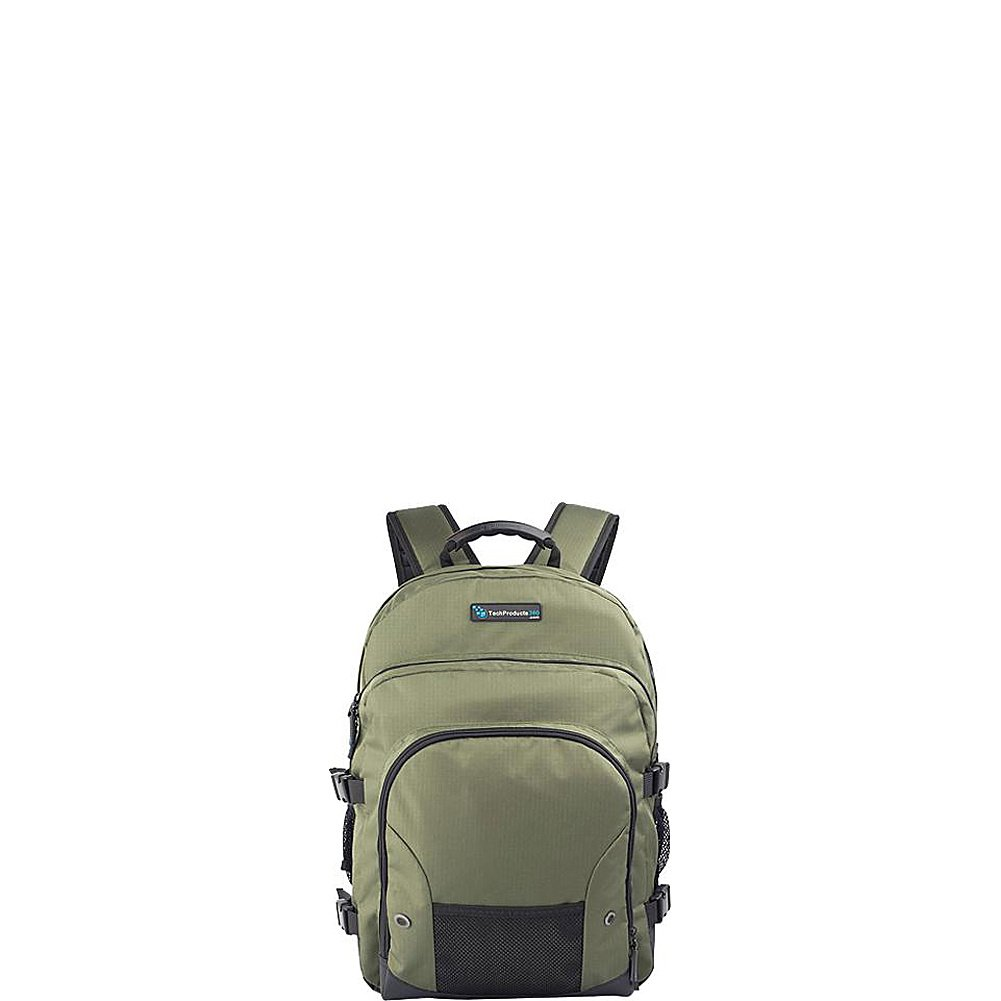 当社の TechProducts 360 Tech One レッド Pack Backpack for グリーン 16