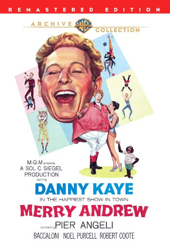 Amazon.com: Merry Andrew: Danny Kaye, Pier Angeli, Baccaloni, Robert