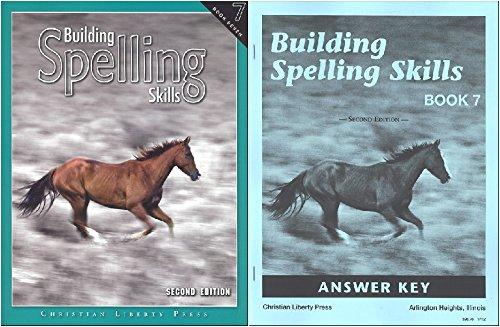 Download Building Spelling Skills 7 SET (Student and Key) 2nd ed. pdf epub