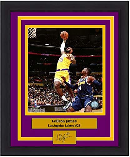 7de830ac735 Lakers LeBron James On-Court 8