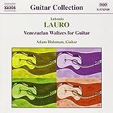 Lauro: Venezuelan Waltzes for Guitar